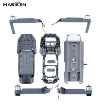 Full Set For DJI Mavic Pro Drone Replacement Repair Parts Right Left Front Rear Motor Arm Upper Bottom MiddleFrame Original Pack