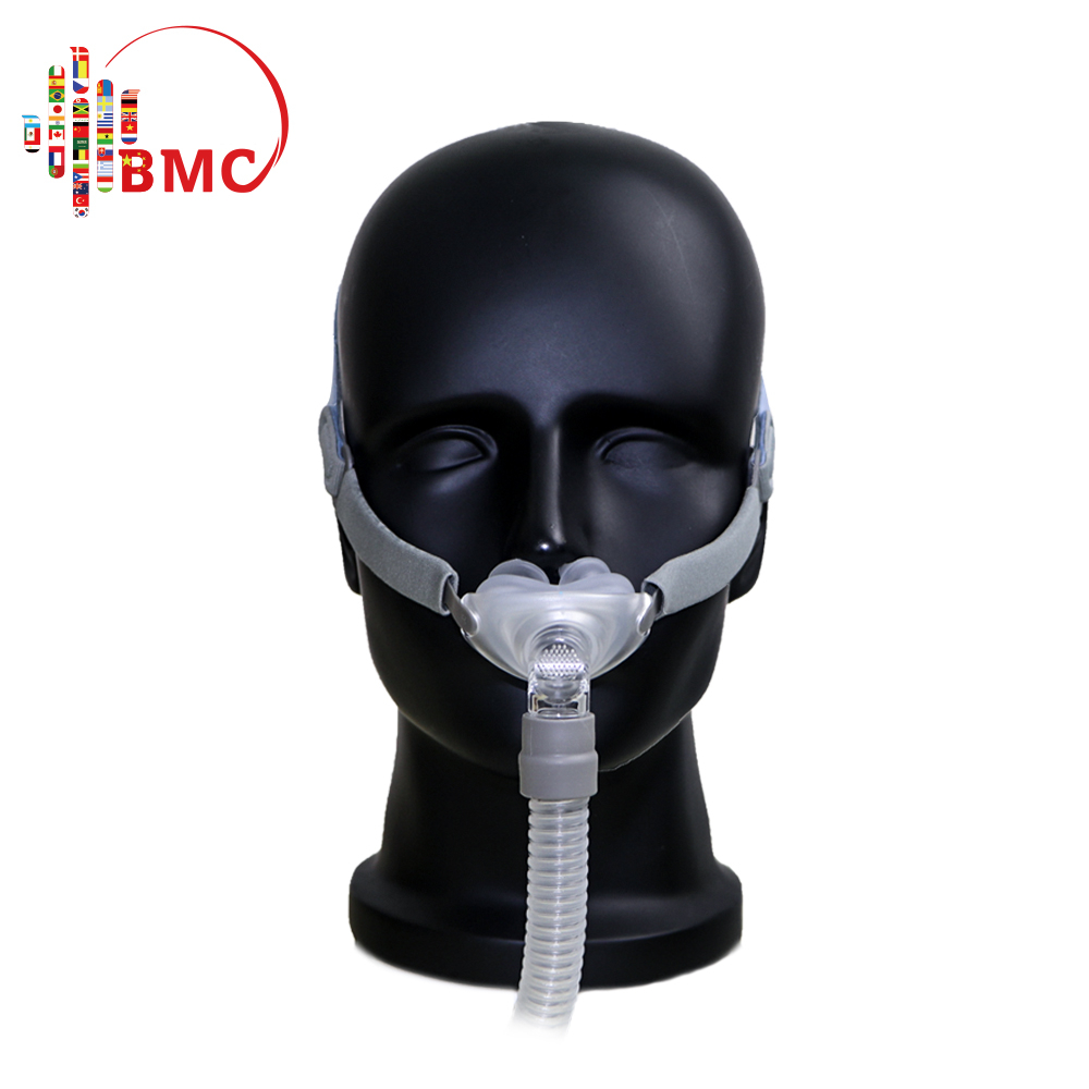 Image 2 - BMC P2 Nasal Pillows Mask for Sleep Snoring and Apnea CPAP Devices-in CPAP from Beauty & Health