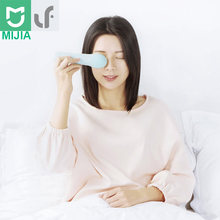 New Xiaomi Mijia LF Smart Eye Massager Cold Warm Electric Heating Automatic Sensor Chargeable Eyes Facial Massage Home Relax(China)