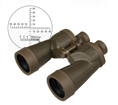 Télescope binoculaire tactique E.T Dragon 7x50 PP3-0047