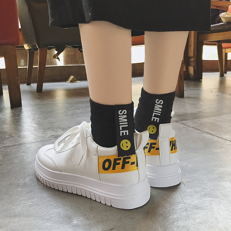 2018 spring new women sports shoes female low to help zipper students wild Outdoor comfortable travel shoes women running sheos