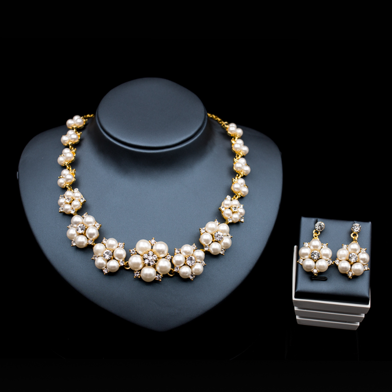 Cheap Pearl Necklace Sets: Aliexpress.com : Buy Wholesale Price Bridal Jewelry Sets