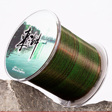 500M Best Quality Mono filament Nylon Fishing Line Winter Ice Durable Anti-Abrasion Wires Bass Carp Fishing Tackle Accessories