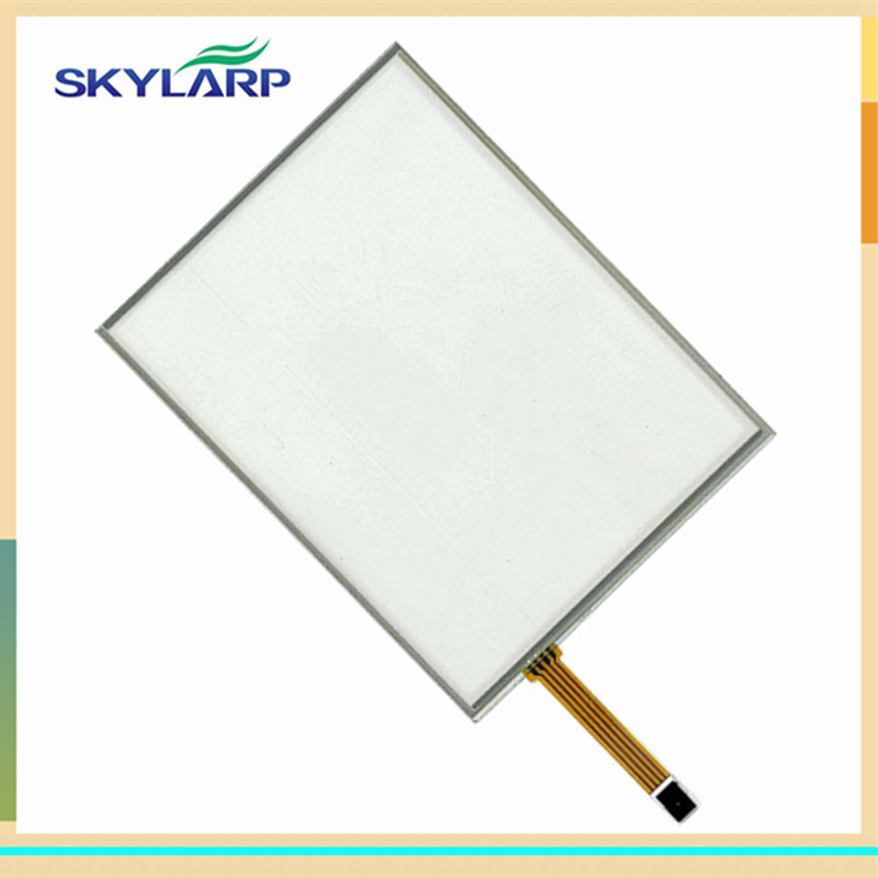 skylarpu New 10.4 inch touch panel 255mm*173mm digitizer For Industrial equipment touch screen + USB driver board
