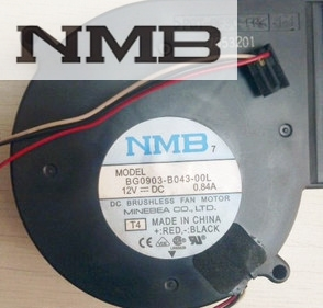 Original For NMB BG0903-B043-00L <font><b>9733</b></font> <font><b>12V</b></font> 0.84A <font><b>Blower</b></font> Centrifugal <font><b>Fan</b></font> Switch 3550 Server image