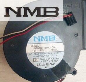 Original NMB BG0903-B043-00L 9733 12V 0.84A Blower Centrifugal Fan Switch 3550 Server