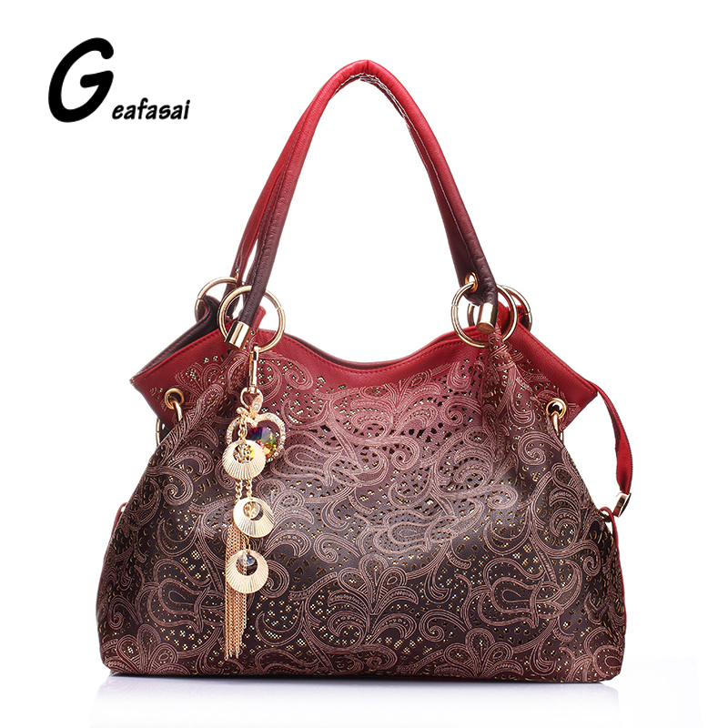 Popular Good Leather Handbags-Buy Cheap Good Leather Handbags lots ...