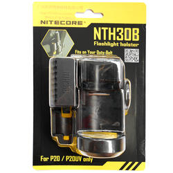 TOPSALE NITECORE оригинальный держатель NTH30B для фонарей P20 P20UV батарейный ремень для охоты профессиональные аксессуары инструменты