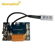 Davupine BL1830 Литий-ионная батарея защита от зарядки платы BL1860 PCB для Makita 18 в 3Ah 6Ah BL1815 BL1845 BL1850 LXT400