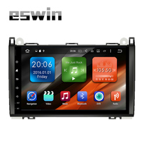 New 9 1024X600 Android 6 0 Car DVD Player Head Unit GPS Radio For Mercedes Benz