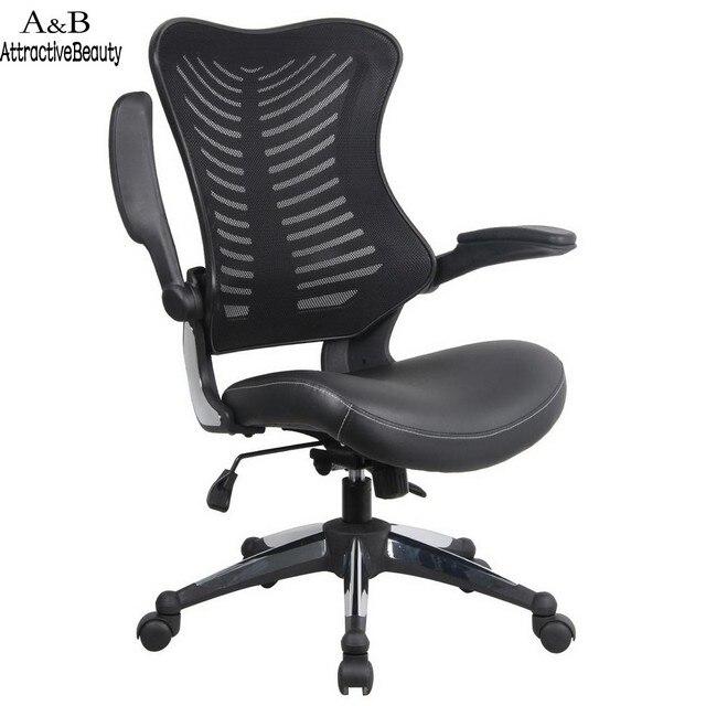 Homdox Chaise Pivotante Coomputer Chaises Excutif Ergonomique Rglable Maille De Bureau Avec Accoudoirs N40