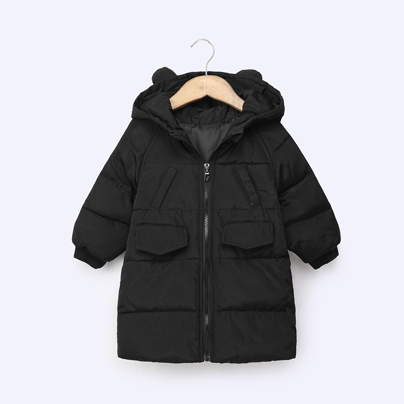 2018 New Winter Baby Boys Girls White Duck Down Coat Jacket Children Kids Warm Hooded Down Snowsuit Outerwear Parkas Clothes P54 цена 2017