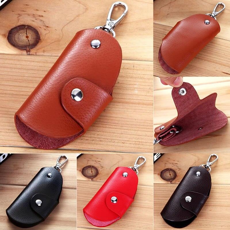 YIKAA New Leather Keys Portafoglio Borsa Borsa Portamonete - Accessori per auto interni