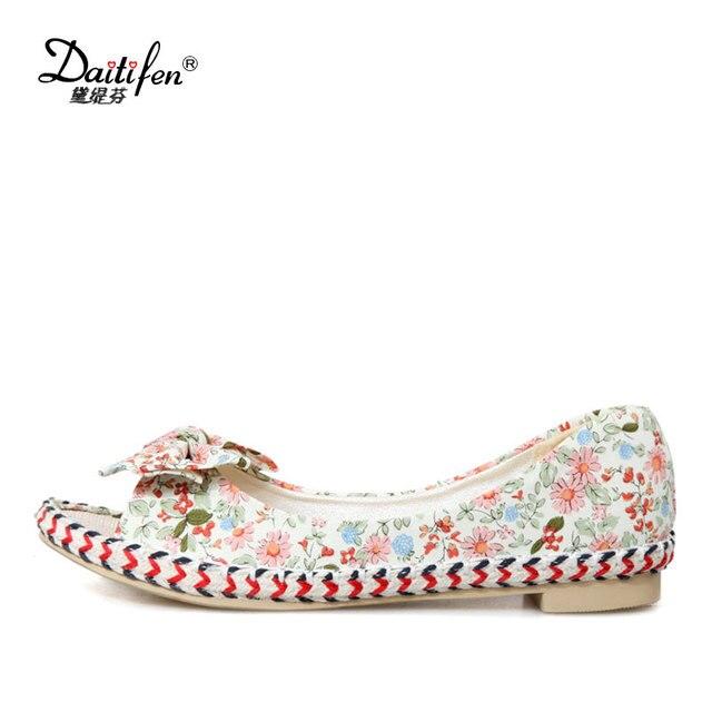 5881b26ed7c6 Daitifen nice little girls Nude Beach Flowers Sandals Peep toe Flat Sandals  sweet Bow-knot women Casual Print Summer Pink shoes