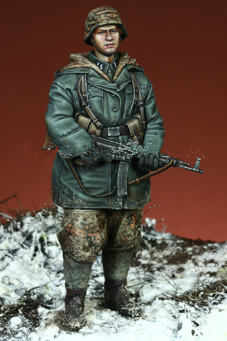 pre order-Resin toys 35111 WSS Grenadier Late War #1 Free shipping
