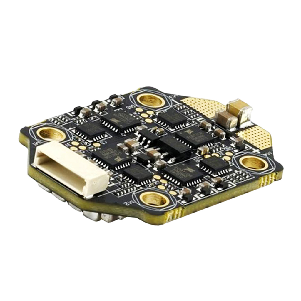 Ori 4in1 ESC 4x25A 2020 Speed Controller Support DSHOT 600 Blheli_s 25a Built Current Sensor Brushed ESC 30a for FPV Quadcopter airbot brushess esc ori 4in1 4x25a 2020 supports dshot 600 blheli s 25a built current sensor brushed esc 30a for fpv quadcopter