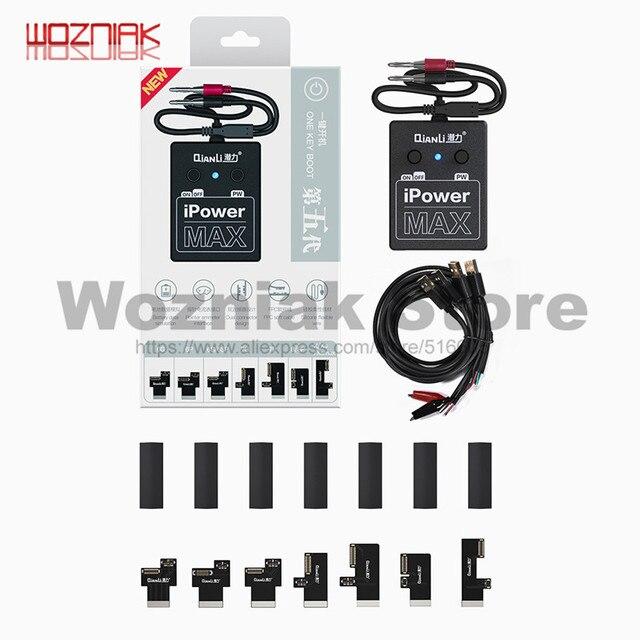 Кабель питания iPowerMAX для iPhone 6G/6P/6S/6SP/7G/7P/8G/8P/X/XS/максимальный тест на контроль мощности постоянного тока