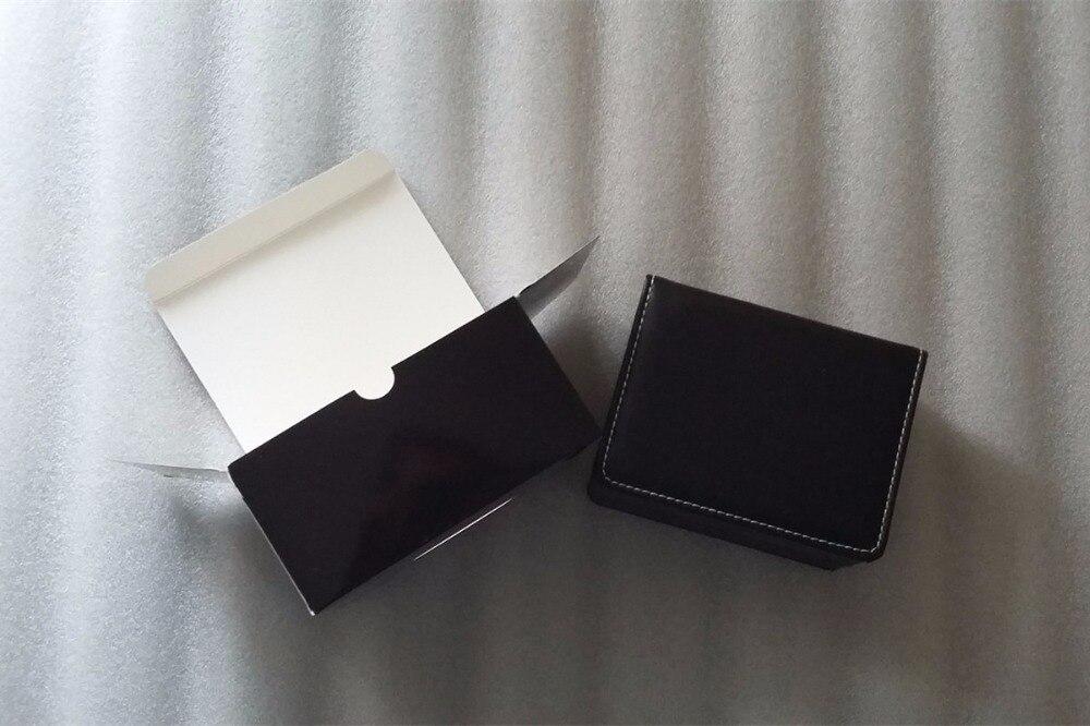 Caja de almacenamiento de reloj de cuero de PU al por mayor Caja de - Accesorios para relojes - foto 6