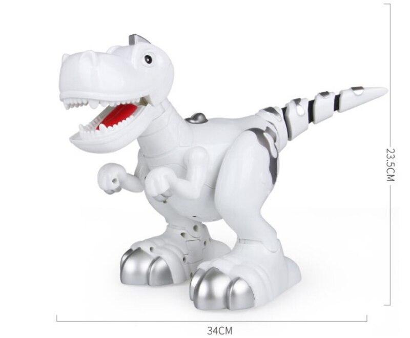 Educacional Brinquedo Dinossauro Animatrônico Passeio Elétrico Indutivo