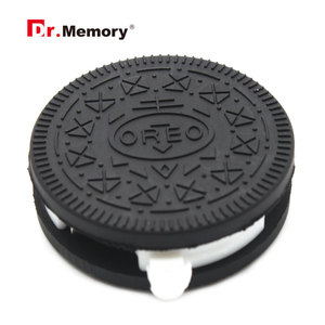 Image 2 - Funny USB Flash Drives 16GB Chocolate Cookies Cute Pendrive 64GB 8GB Memory Stick Pen Drive 32GB I Flash Disk 4GB Storage Device