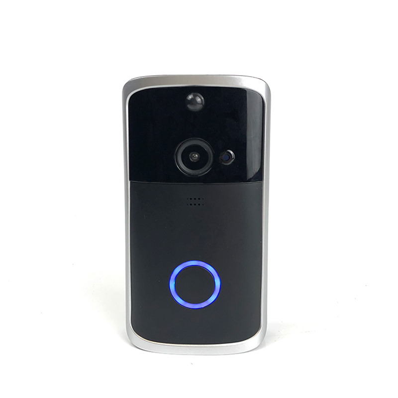 2019 New Arrival Waterproof Smart Home Tuya APP Wifi Video Doorbell Camera Wireless 1080P