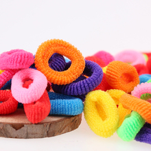 Colorful Rubber Hair Band