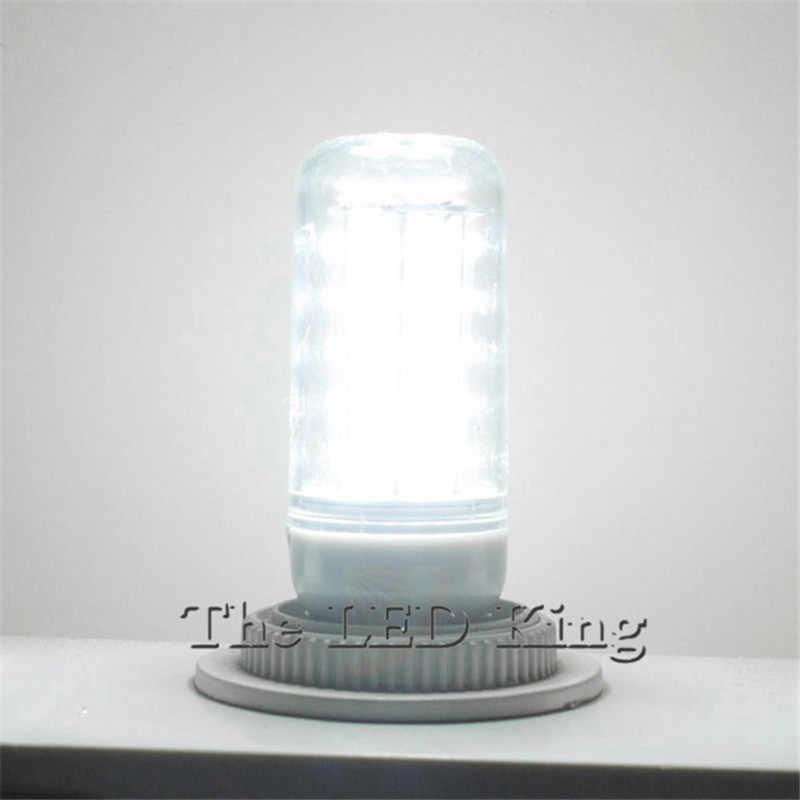L ampadaนำหลอดไฟE27หลอดไฟLED 5730 SMD LEDไฟข้าวโพดหลอดไฟ24 36 48 56 69 72 Leds E14เทียนโคมระย้าโคมไฟตกแต่งบ้าน