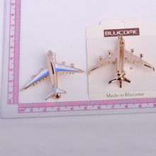 Cute Little Airplane Brooch