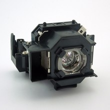 цены Projector Lamp Replacement ELPLP33/V13H010L33 with Housing Compatible for  EMP-S3/S3L/TW20/TW20H/TWD1/TWD3 150 DAY Warranty
