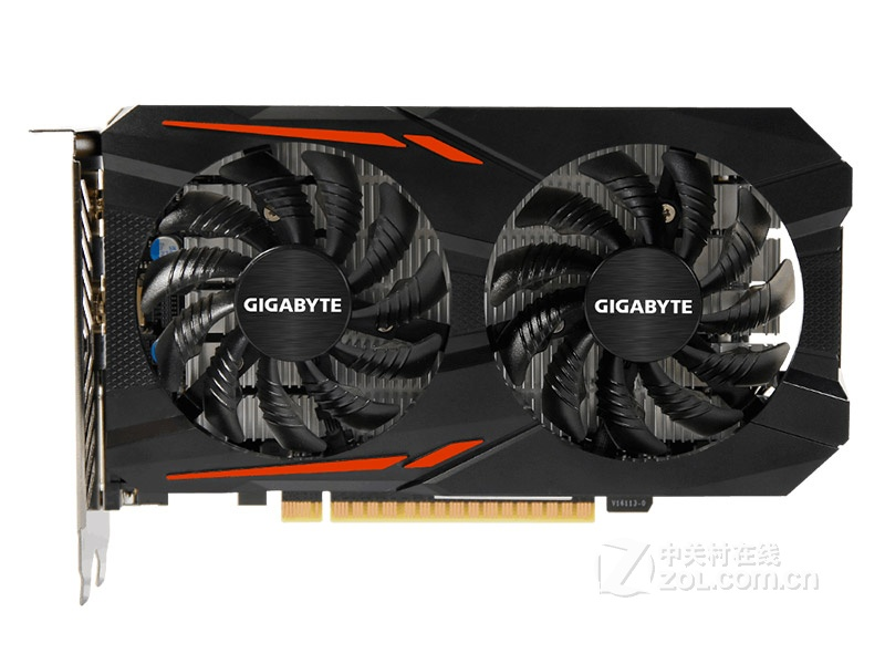 Gigabyte GTX 1050 OC 2G Original Graphics Cards 128Bit GTX 1050 2G GDDR5 Video Card DVI HDMI DP For Nvidia GeForce GTX 1050