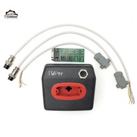 Original TMPro 2 TMPro2 Transponder Car Key Programmer PIN Code Calculator PIC adapter+Eeprom adapter+Set of 2 cable+Main SW