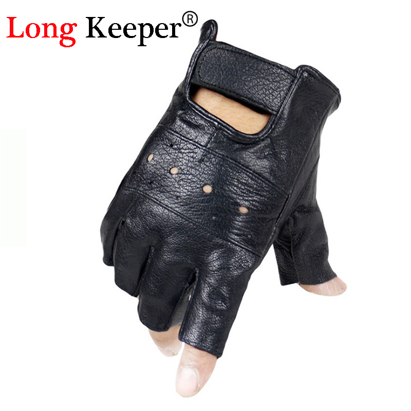 Long Keeper Men Genuine Leather s