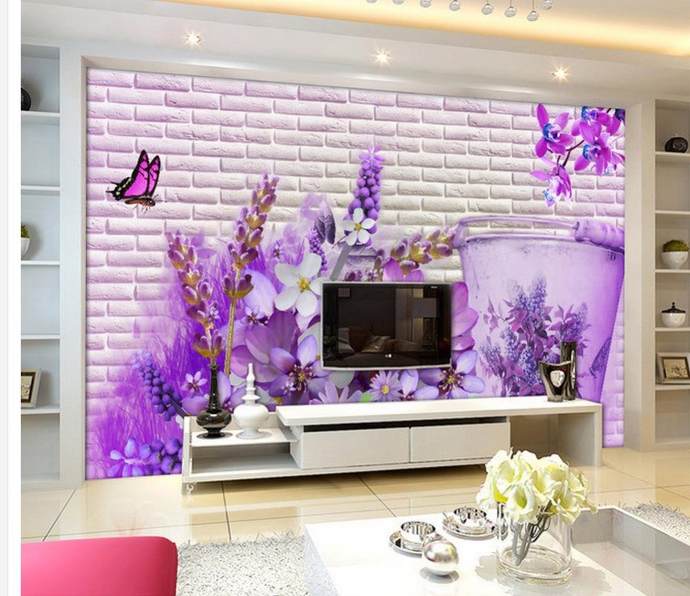 Wallpaper home decor living room wallpaper home for 3d wallpapers for home interiors