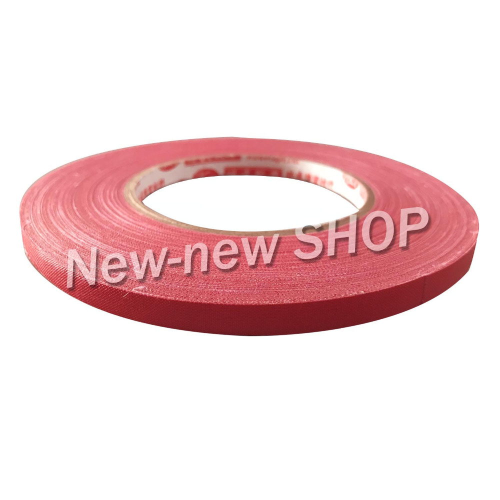 61second  Wide Table Tennis Ping Pong Edge Tape Large Roll For Pingpong Racket