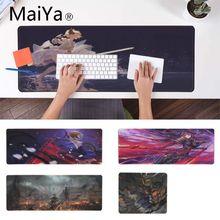 Maiya Fate серии Grand для блокировки края скорость Управление клавиатура ноутбука игровой коврик xxl стол ноутбук для геймеров стол pad