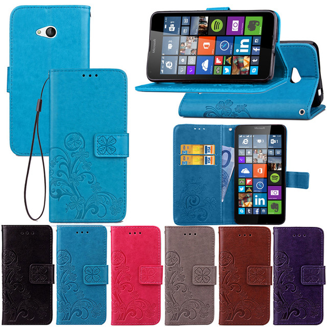 new style d6166 08667 US $2.94 30% OFF Aliexpress.com : Buy For Nokia Lumia 640 LTE Case Luxury  Wallet PU Leather Phone Cover For Microsoft Lumia 640 LTE Dual SIM Case  Flip ...