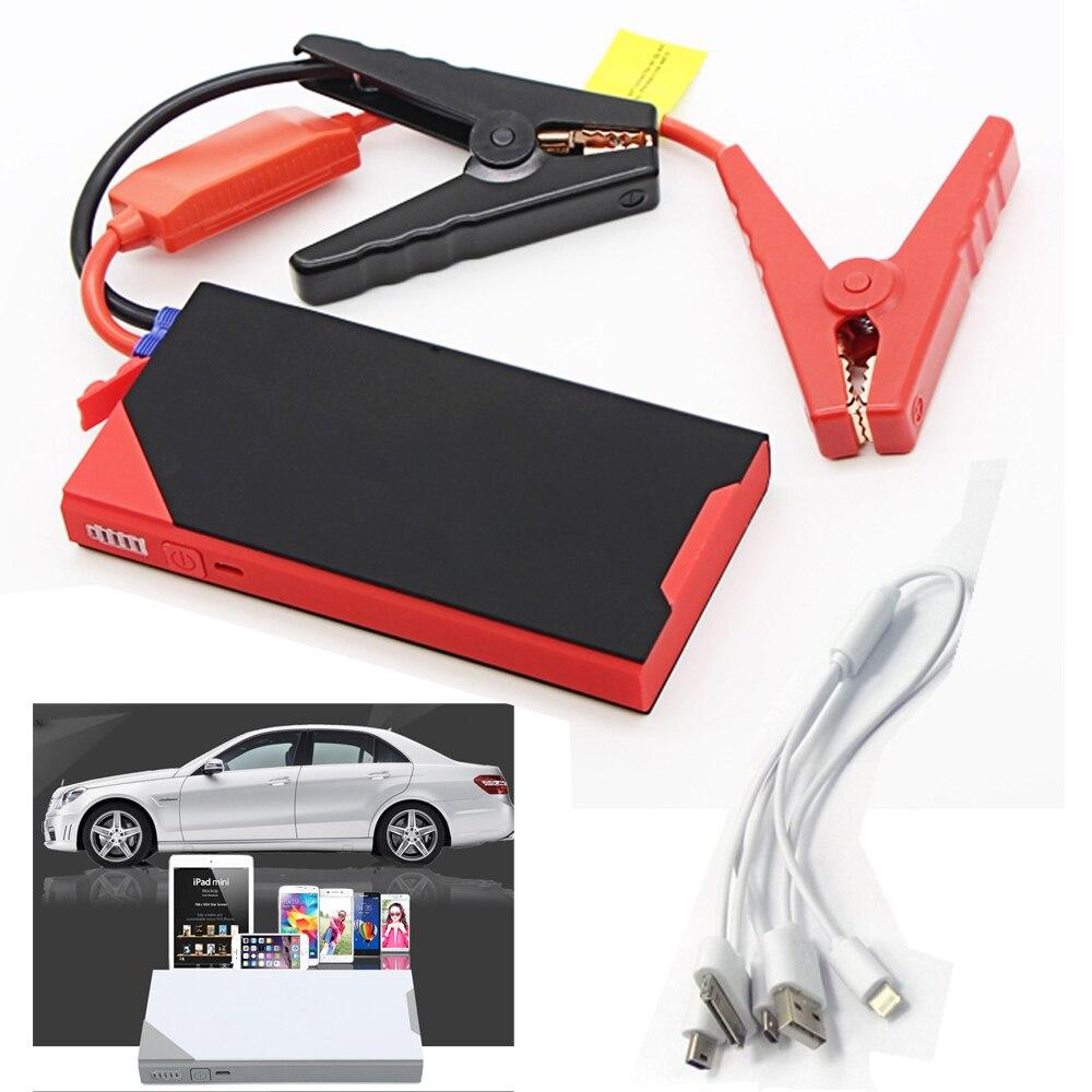 Emergency Draagbare Mini Auto Start Batterij Oplader Auto Jump - Auto-elektronica - Foto 6