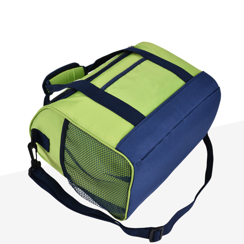 Купить с кэшбэком New 16L Waterproof Lunch Bag Cooler Bag for Steak Insulation Thermal Bag Thicken Folding Fresh Keeping Insulation Ice Pack