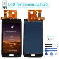 For Samsung Galaxy J120 J120F/DS J120M J120H Screen Lcd Display Touch Panel Sensor Assembly 4.5 Digitizer For J1 2016 J120Y