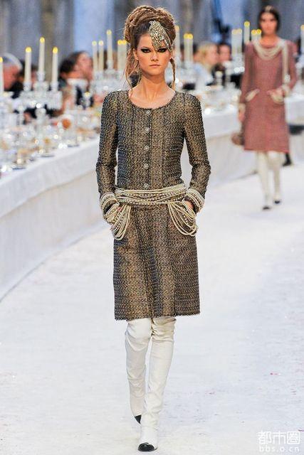2015 spring high quality designer haute couture Retro palace elegant ...