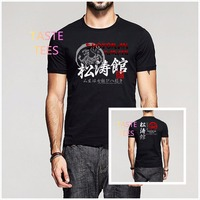 New Print Japan Japanese Samurai T Shirt Shotokan Karate Bujinkan Dojo Pro Wrestling Shinobi T Shirt