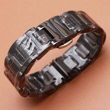 Продвижение Высокое качество керамический ремешок браслет 20 мм черный керамический ремешок для samsung gear S2 классический ремешок аксессуары