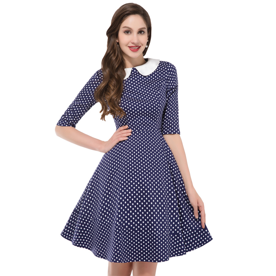 Online Get Cheap Polka Dot Dress -Aliexpress.com | Alibaba Group