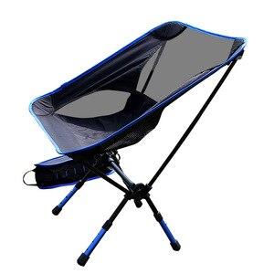 Image 4 - נירוסטה חוף כיסא מצור גמיש גן רב תכליתי כיסא