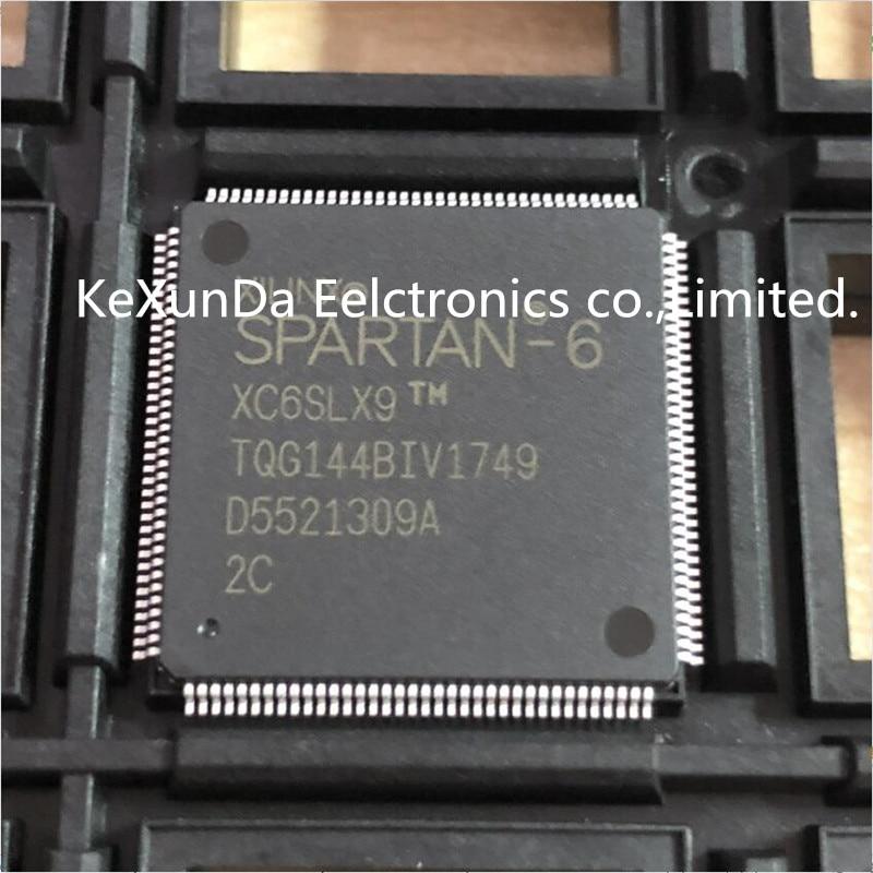 XC6SLX9 2TQG144C XC6SLX9 2TQG144 TQFP 144 IC 100 Original 10PCS LOT FREE SHIPPING