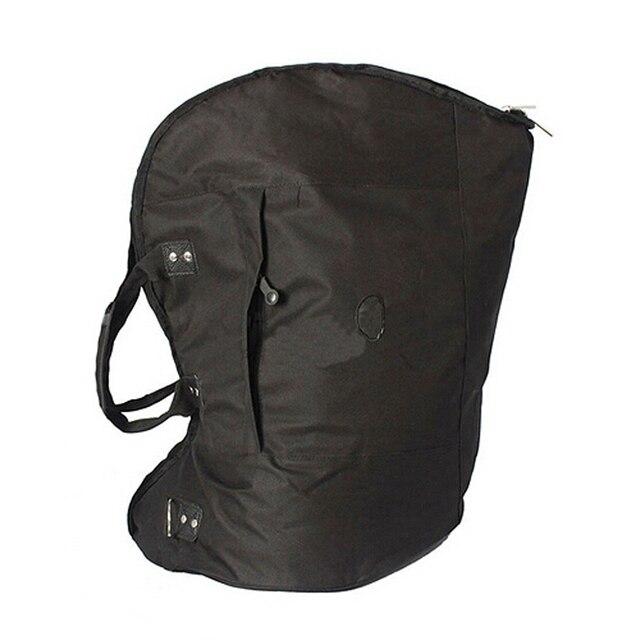 New French Horn Lightweight Case Soft Gig Bag Black