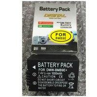 DMW BMB9E DMW BMB9E Lithium Batteries BMB9 Digital Camera Battery For Panasonic LUMIX DMC FZ40 FZ45