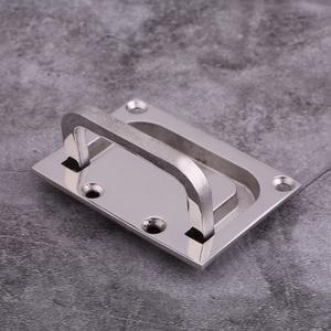 Image 1 - Poignée de levage de trappe en acier inoxydable 316 pour bateau, accessoires de quincaillerie