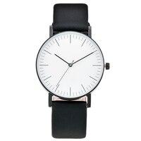 The Horse Classic Elite Watch Men Women Simple Stable Pointer Clock Fashion Interview White Collar Wrist