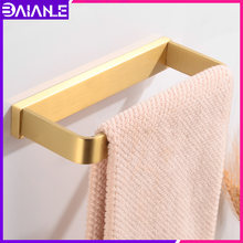 Кольцо для полотенец ванной комнаты Золотое туалетное полотенце